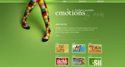 Beautifully Colorful Websites (21)