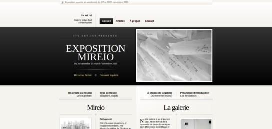 itsartist Showcase Of Beautiful Black And White Websites
