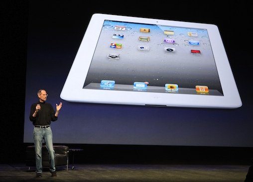 jobs ipad2 Ultimate Guide to Tablets