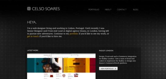 pixelurban Showcase Of Beautiful Black And White Websites