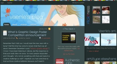 Beautifully Colorful Websites (23)
