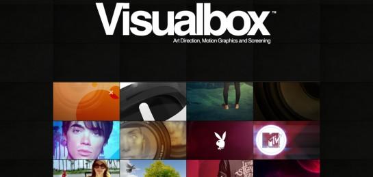 visualboxsite Showcase Of Beautiful Black And White Websites