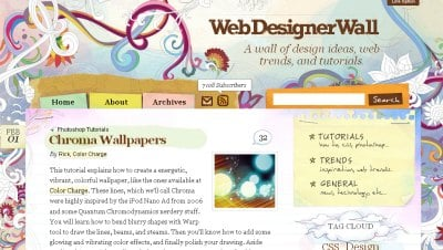 Beautifully Colorful Websites (62)