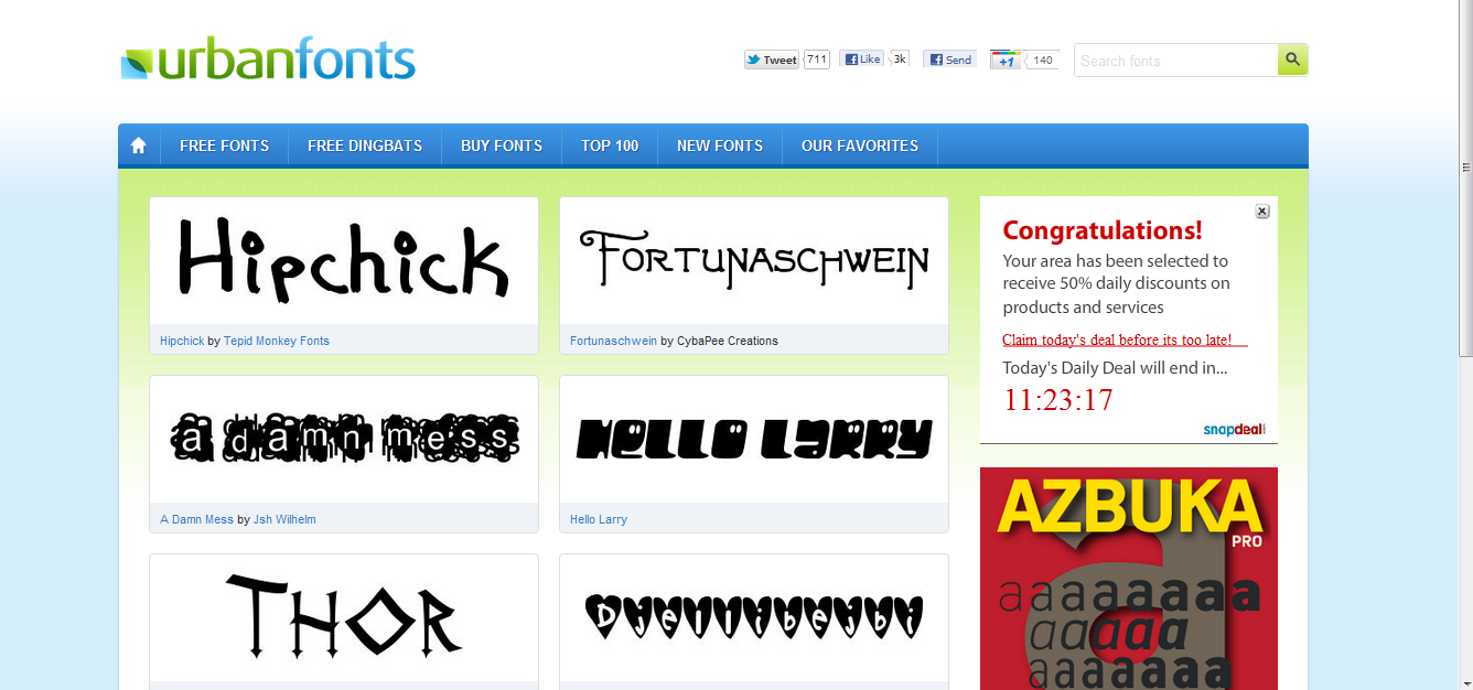 how to download fonts windowns 10