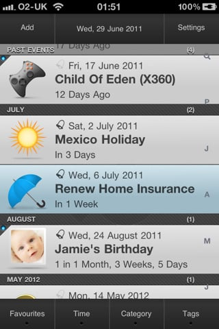 c 5 Best iPhone Apps for Setting Countdown and Reminders