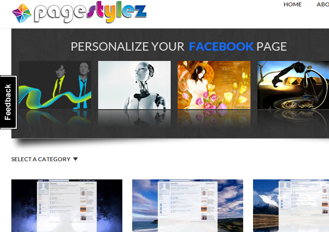 Facebook Layouts, Facebook Wallpapers, Facebook Skins - Pagestylez.com