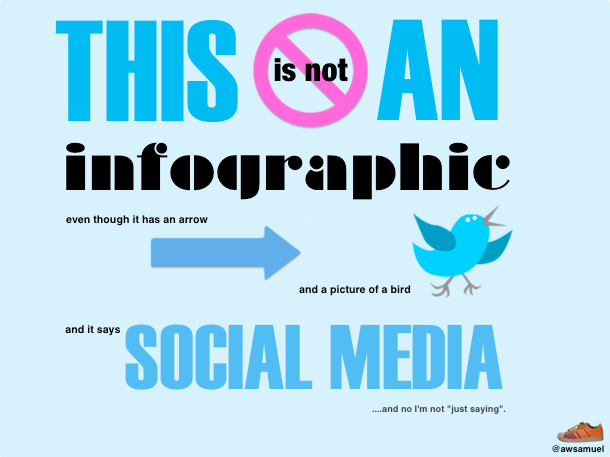 awsamuel not infographic 610 Top 13 Infographics that Mock Infographics