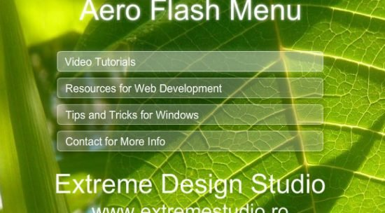 25 Excellent Adobe Flash Tutorials to Create Menus And Navigation
