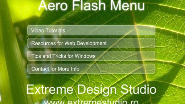 25 Excellent Adobe Flash Tutorials to Create Menus And Navigation