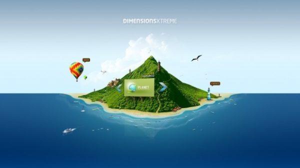 20 Creative Web Portfolio Designs Of 2010 From Deviantart