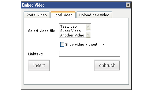 Free Video Player Plugins