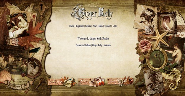 Ginger kelly