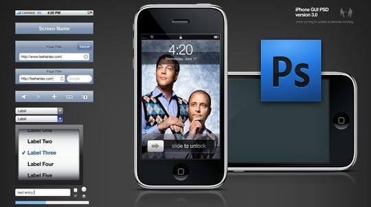 Apple iPhone Gui