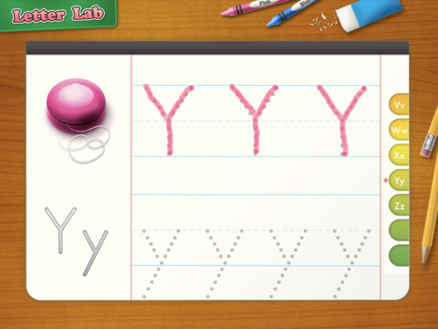 letterlab 20 Awesome iPad Apps That Will Teach Your Kids to Read