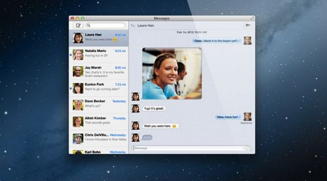 How to Use Apple's iMessage on OS X 10.8 Mountain Lion - Top 10 Tips