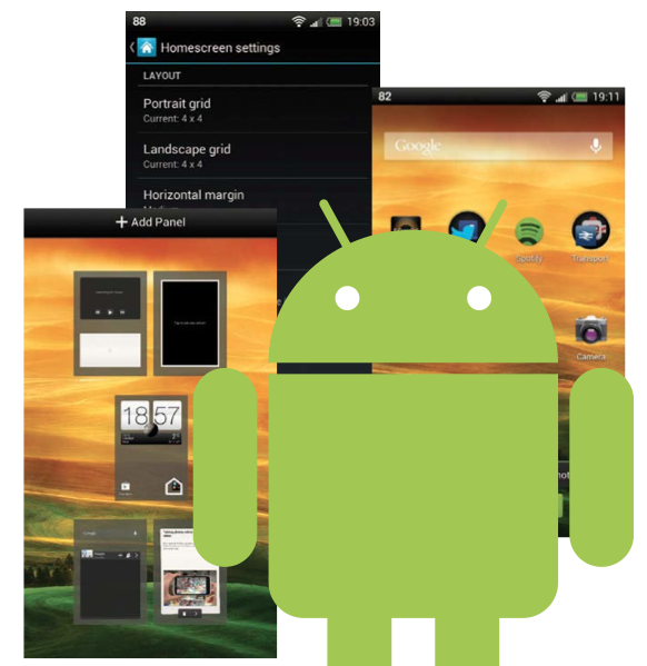 customise android phones