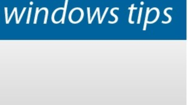 7 Excellent Windows Tips and Tricks