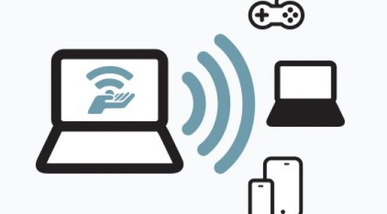 How to Create your own free Wi-Fi hotspot