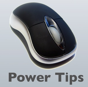 top tips for mouse keyboard trackpad