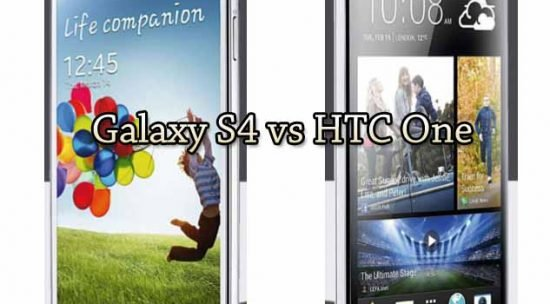 Galaxy S4 vs HTC One | Android That Would Be The King