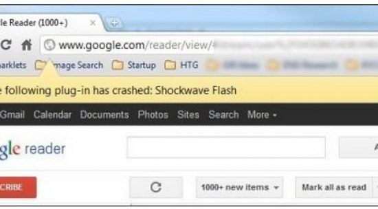 How to Fix Google Chrome's Shockwave Crashes?