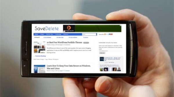 Tips for Developing a Mobile Website