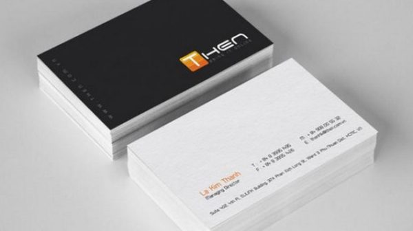 Top Design Tips for A Successful Business Card