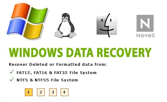 Data Recovery Software1 10 Excellent Data Recovery Software That are Free For Life