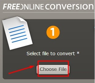 free online conversion