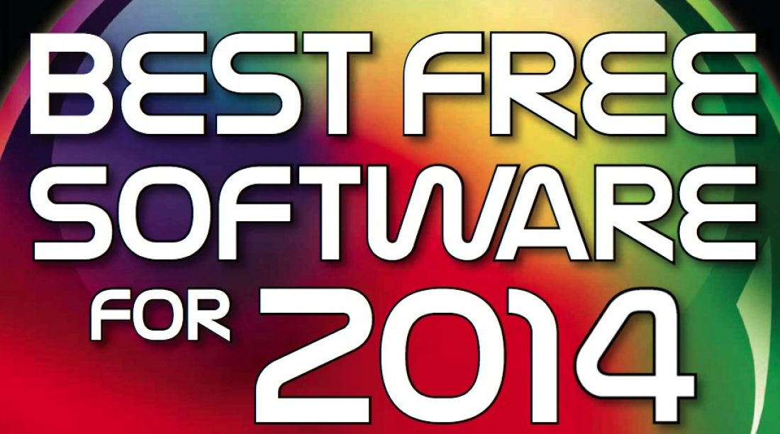 10 Best Free Software for 2014