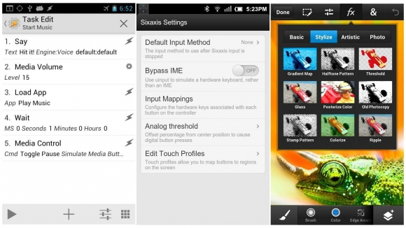 35. Tasker 100 Best Android Apps to Make your Device Enterprising
