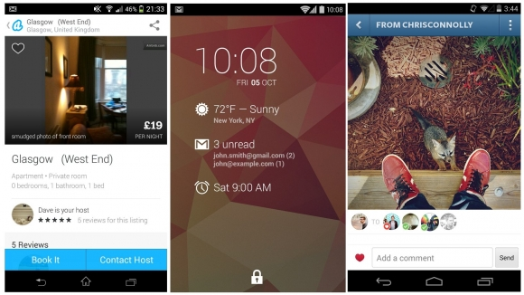 Airbnb 100 Best Android Apps to Make your Device Enterprising