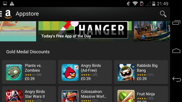 Amazon Appstore 100 Best Android Apps to Make your Device Enterprising