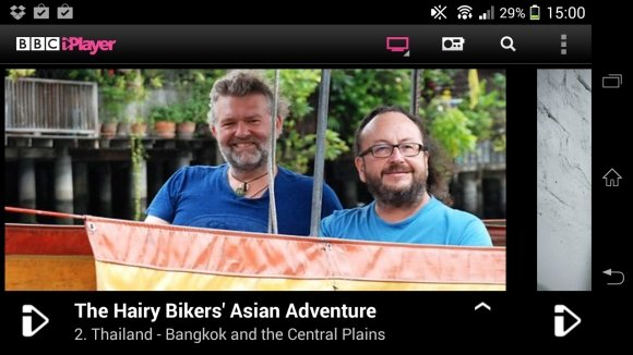 BBC iPlayer 100 Best Android Apps to Make your Device Enterprising