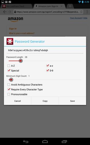 LastPass Password Mgr Premium