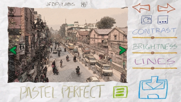 Paper Camera 100 Best Android Apps to Make your Device Enterprising