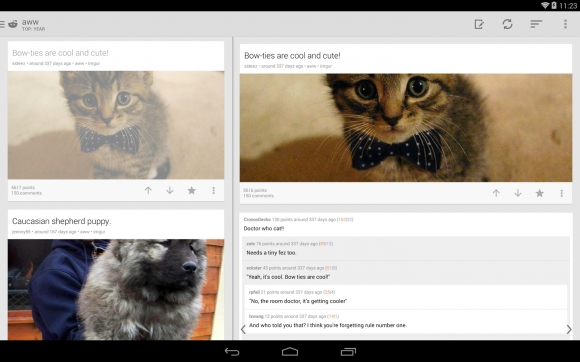 Reddit Sync Pro 100 Best Android Apps to Make your Device Enterprising