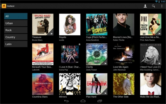 SoundHound 100 Best Android Apps to Make your Device Enterprising