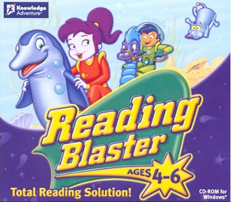 reading blaster