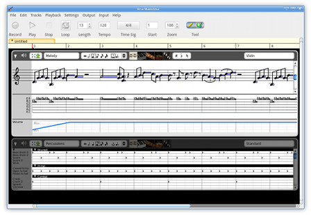 1324 10 Best Free Music Software that Create & Record Music