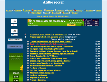 adthe e1402561202236 HOW TO   Watch FIFA World Cup 2014 Online