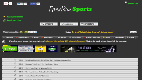 firstrows e1402561251752 HOW TO   Watch FIFA World Cup 2014 Online