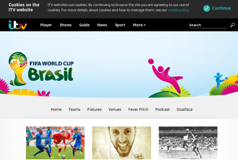 itv e1402560801807 HOW TO   Watch FIFA World Cup 2014 Online