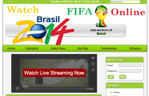 Watch FIFA Online