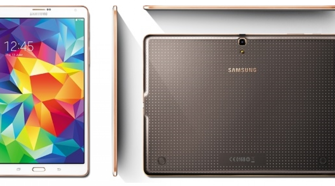 Samsung Galaxy Tab S 8.4 - Review & Specifications