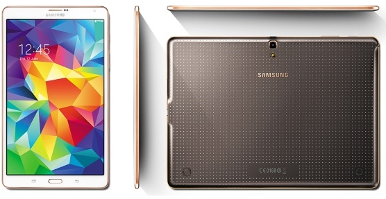 Samsung Galaxy Tab S 8.4 – Review & Specifications