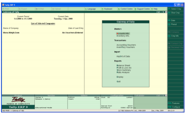 119 The Best 5 Financial Accounting Software