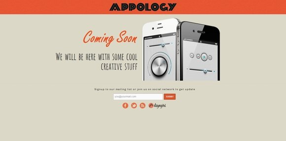 Appology