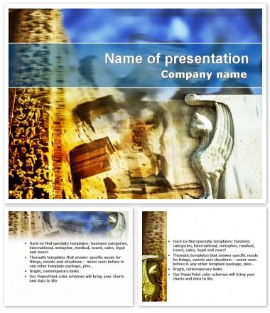 Ancient Landmarks Free Keynote templates | Free Keynote themes