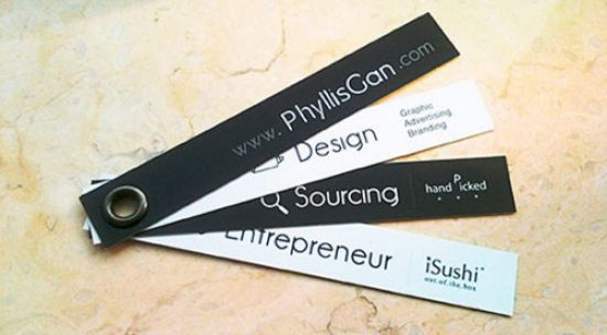 52 Most Creative Business Cards That Will Attract your Customers